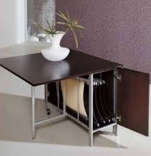 Space Saving Dining Table Space Saving Tables For Small Spaces Expand Furniture