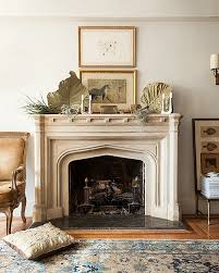 How To Decorate A Non Working Fireplace Fireplace Accessories For Any Style One Kings Lane Style Blog