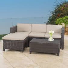 Patio Furniture Toronto Clearance by Furniture Outdoor Sectional Furniture Hayneedle Patio Couch
