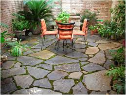 backyards cool stones for backyard backyard pictures small
