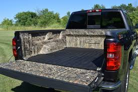 Rhino Bed Liners by Customize Your Truck With A Camo Bedliner From Dualliner