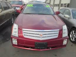 srx cadillac 2006 2006 cadillac srx in warren mi d and d all financing