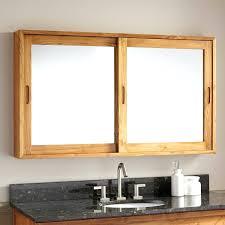 recessed medicine cabinet wood door open looking for the perfect