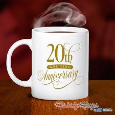 20 anniversary gift 20th wedding anniversary gift b33 on images gallery m45