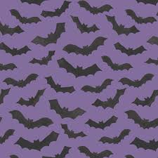 halloween background with purple pastel goth bats wallpaper pattern prints patterns pinterest