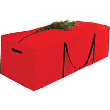 christmas tree storage box simplify christmas tree storage bag holds 9 5 artificial tree