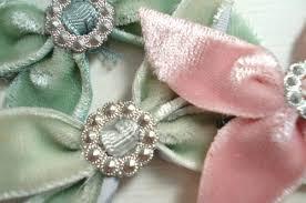 velvet bows vintage velvet hair bows vintage hair accessories blogged flickr