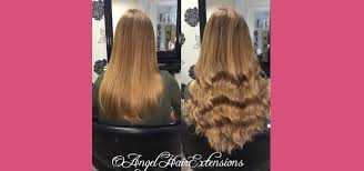 angel hair extensions nano ring hair extensions pros and cons