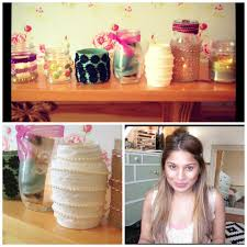 home decor glass jars youtube