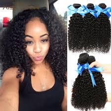 Hair Extensions Louisville Ky by Malaysian Virgin Hair 3c 4a Afro Curly Virgin Hair Weaves