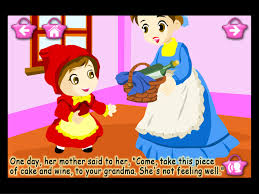 red riding hood ipad kids story book apps 148apps