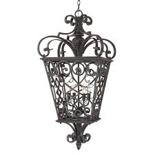 decorations colonial copper outdoor hanging lantern sea gull