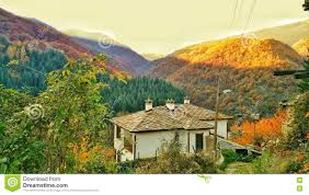 hous hous in the mountain stock photo image 71616199