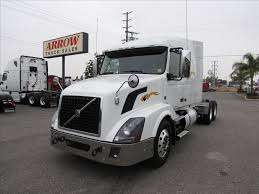 used volvo commercial trucks for sale arrow inventory used semi trucks for sale