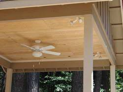 Contractor Ceiling Fans by How To Install An Outdoor Ceiling Fan