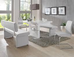 esszimmer weiß esszimmer modern weiß grau kogbox