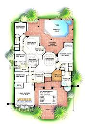 7 best house plans covered lanai images on pinterest courtyard