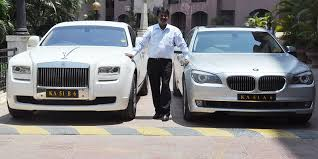 who owns audi car company ramesh babu the barber who owns a rolls royce
