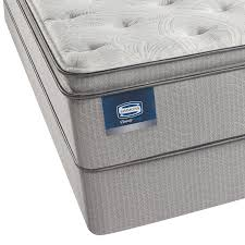 Simmons Natural Comfort Mattresses Simmons Beautysleep Mattresses Bolivar Plush Pillow Top Mattress