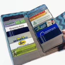 gift card organizer credit card holder 12 38 slot card holder women s
