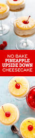 no bake pineapple cheesecakes my baking addiction