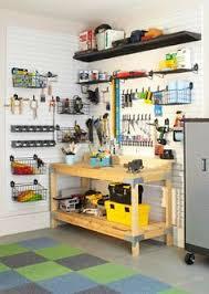 Rubbermaid Garage Organization System - great idea to organize the garage garage faceliftss pinterest