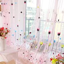 Balloon Curtains For Bedroom by Popular Balloon Curtains For Window Buy Cheap Balloon Curtains For
