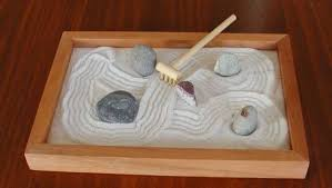 Mini Rock Garden Japanese Zen Rock Garden Mini Fvfaxoy Decorating Clear