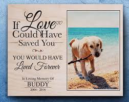 loss of dog dog loss etsy