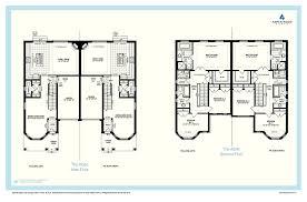 Greenpark Homes Floor Plans Mayfield Village In Brampton On Prices U0026 Floor Plans