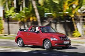 buyer u0027s guide chrysler pt cruiser cabrio 2006 08