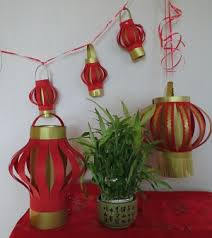 cny home decoration chinese new year lanterns making your own