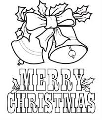 free printable fun christmas things coloring page for kids