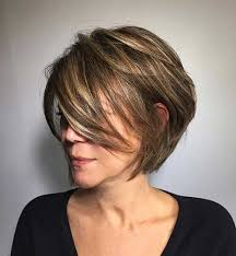 casual bob haircuts for chic ladies short hairstyles 2016 2017
