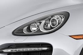 porsche headlights at night 2013 porsche cayenne reviews and rating motor trend