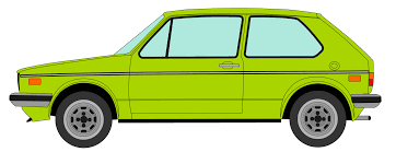 volkswagen drawing file vw golf 1 profile drawing svg wikimedia commons