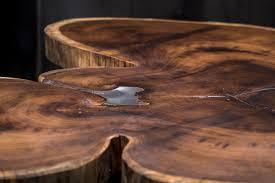 Wohnzimmertisch Baumscheibe Ihr Tisch Unikat Auf Maß