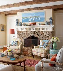 buffet table with fireplace stone fireplace ideas weliketheworld com