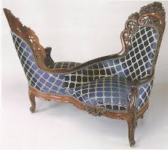 Victorian Loveseats S Shaped Loveseat Home Design
