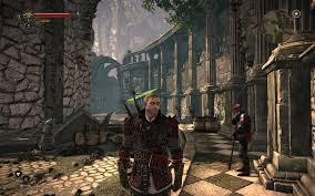 witcher 2 hairstyles geralt hair glitch the witcher 2 mod troubleshooting the nexus