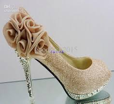 wedding shoes online 2013 bridal high heeled shoes women s wedding shoes chagne