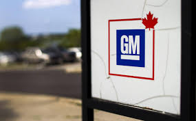 nissan canada finance mississauga gm buys toronto property for new cadillac head office the globe