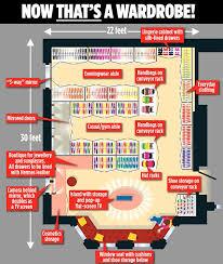 St James Palace Floor Plan Tamara Ecclestone Inside Bernie U0027s U0027s Jaw Dropping 18m Home