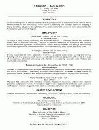 Computer Savvy Resume Sample Company Resume Business Resume Example Business