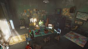 child room horror child room by alexander shitikov in environments ue4