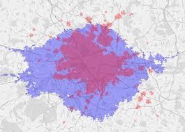 Radius Maps Close Holes In Google Maps Javascript Polygon Stack Overflow