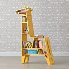 Giraffe Baby Decorations Nursery by Giraffe Bookcase Kidsroom Giraffe And Decorating