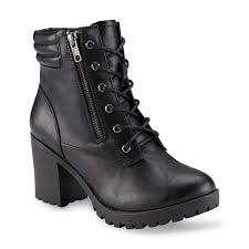 womens black leather moto boots bongo women u0027s cali black platform moto boot