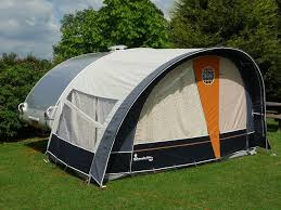 Walker Caravan Awnings Tab Caravan With Awning Blackmore Vale Leisure Teardrop Trailer