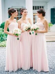 soft pink bridesmaid dresses best 25 pink bridesmaid dresses ideas on pink